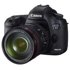 Canon Digital Camera Reviews | Canon EOS 5D Mark III - What Digital Camera reviews the EOS 5D MkII ...