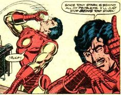 Why Superheroes are Superheroes.
