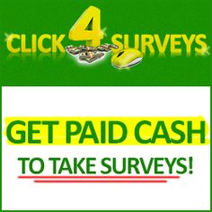 Earn up to $150 per hour!There's an incredible new opportunity that just crash landed onto the scene!It's almost too good to be true. Big companies are paying people just for giving their opinions!That's right! I'm not kidding, all you've got to do is complete simple surveys and these companies will pay you fat cash for it! You've got to see this. But the truth is... they're not letting very many people join the program so you've got to hurry!