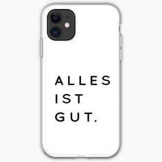 """""""Alles ist Gut 