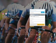 Olympics on Twitter #olympics     http://likesup.com/olympics-twitter-hashtag-and-special-display/
