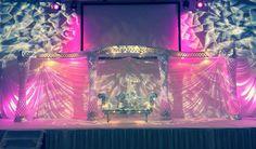 sfeervolle mandap decoratie #decoratie #wedding #bruiloft #mandap