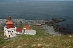 The Lighthouse at Runde in Møre and Romsdal, Norway. A must if you are in the district.