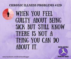 Chronic Illness problem #129