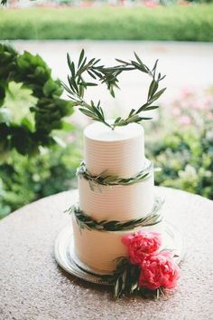 Love the idea of a wedding cake more than the real thing? These creative takes on the traditional cake are just as celebratory. | Wedding | Wedding Cakes | Wedding ceremony | #wedding #weddingcakes #cakes #weddingideas | https://www.starlettadesigns.com/