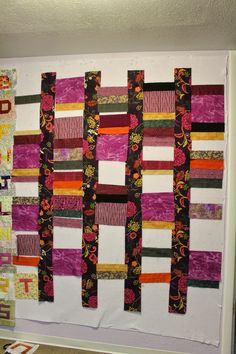 Quilting is more fun than Housework...: Scrap-A-Palooza! Quilt #12 Part Two