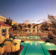 El Conquistador Resort  Fajardo, Puerto Rico- where I had my honeymoon. Miss it! Need to go back!