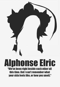 Alphonse Elric | Fullmetal Alchemist Brotherhood | #FMAB | Anime