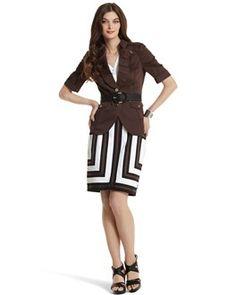 41cff372687 white house black market- love the skirt
