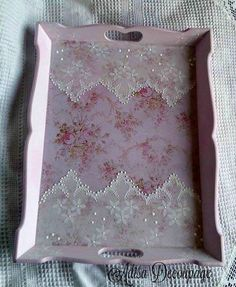 Adisa Decoupage lace