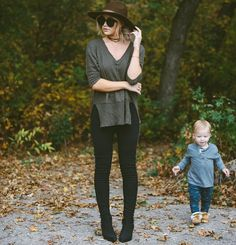 "Cara Van Brocklin on Instagram: ""Fall attire with my boys on the blog today. #caraloren @windsorstore"""