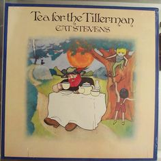 Cat Stevens - Tea for the Tillerman - 180g Audiophile LP