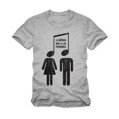 camisetas musica - Buscar con Google