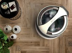 Bachelors, this washing machine is for you! Okay, all my single ladies too. The Mini Washing Machine is exactly as it sounds. Mini! Despite its diminutive