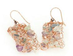 Copper Accessories, Handmade, Gift Ideas, Ebay, Gems Jewelry, Hand Made, Handarbeit