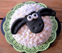 Kääpiölinnan köökissä: He's Shaun the sheep (He's Shaun the sheep)