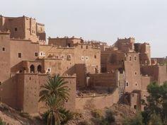Kasbah de Taourirt - Conseil de voyage Autre Maroc - Ouarzazate