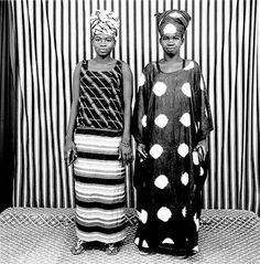 You think you're so original mixing and matching those patterns, huh?  Malick Sidibé photographs: One nation under a groove | Art and design | The Guardian
