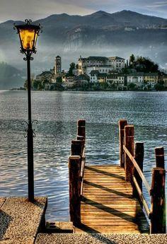 Algunos lugares donde nos quisimos. Lago di Garda.