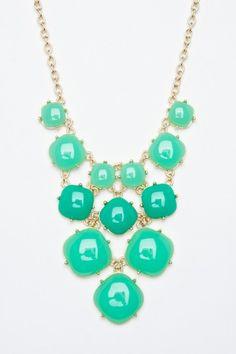 Minuet Necklace in Meadow - ShopSosie.com