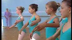 (15) Danse Classique : Leçon de danse 1ère et 2ème années - YouTube