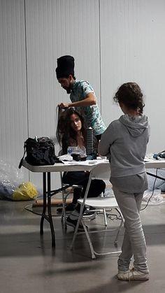 #mid2014 #backstage #moda