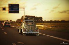 Volkswagen on its way to Abcoude
