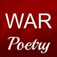 War poetry: This is a collection of poems about war and soldier poems written in combat. Find First World War poems and videos, poetry from nine wars and Vietnam War Songs.