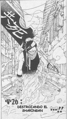 Naruto Manga 26 Español Online HD Descargar Gratis