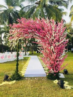 Gorgeous floral archway entrance for a wedding function | WedMeGood|#wedmegood #indianweddings #indiandecor #decorideas #floraldecor #archway #entrancedecor #decorideas #decorelements