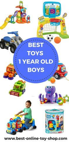 Best Toys For 1 Year
