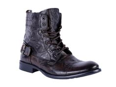 zapatos Vélez 2014 hombre botines cuero negro moda