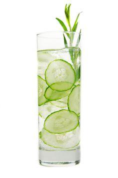 lemonade, cucumber