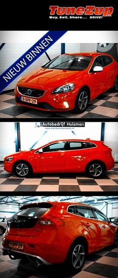 For sale on TuneZup: Volvo V40, 2014