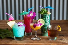 If the 'hipster/industrial/nana's house' theme isn't doing it for you this weekend, check out a few Brisbane's more quirkily themed bars. Hawaiian Party Decorations, Hawaiian Luau Party, Hawaiian Birthday, Luau Birthday, Tropical Party, Tiki Wedding, Green Wedding, Wedding Reception, Wedding Ideas