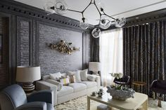 #TrendyTuesday #Home Mix the old with the new to create a sentimental, yet contemporary feel.
