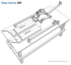Easy Carver Router Duplicator - Key Features