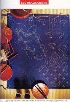 Magic Patch Les Bases Du Sashiko - Kim Parker - Álbuns da web do Picasa