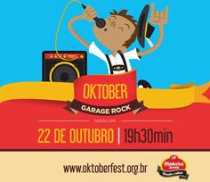 Serra e Litoral - Oktoberfest realiza 2ª edição do Oktober Garage Rock