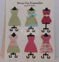 Dress Up Framelits #1