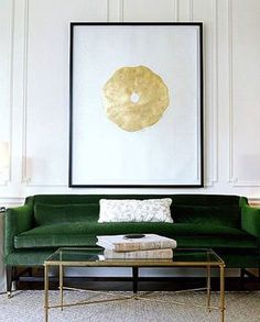 White Wall Solutions: Oversized Artwork — Renters Solutions