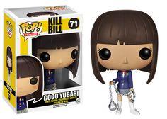 Funko Pop! Movies: Kill Bill - Gogo Yubari