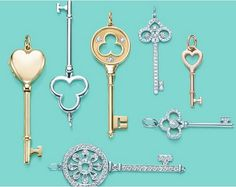 Tiffany's keys