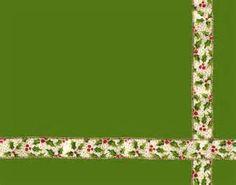 Mistletoe Background - Bing images