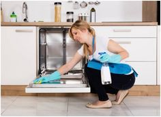 How to Clean Your Dishwasher - Cookware Judge