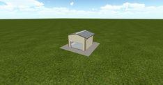 Cool 3D #marketing http://ift.tt/2BBRRsg #barn #workshop #greenhouse #garage #roofing #DIY