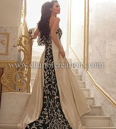 Reception gown for indian wedding?