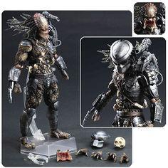 Predator Movie Version Play Arts Kai Action Figure
