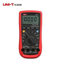 47.40$  Buy here - http://alitqa.shopchina.info/1/go.php?t=32590339648 - UNI-T UT61E LCD Digital Multimeter Ammeter Voltmeter Capacitance Frequency Tester True RMS 220000 Count  Test Lead Auto Range  #aliexpress