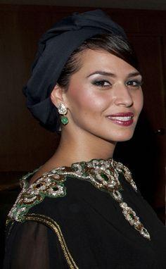 Princess Sora bint Talal bin Abdulaza Al Saud 21/09/12